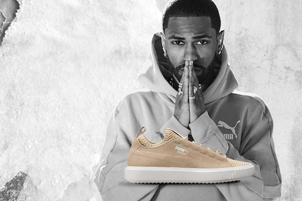 New Big Sean X Puma Sneaker Collab