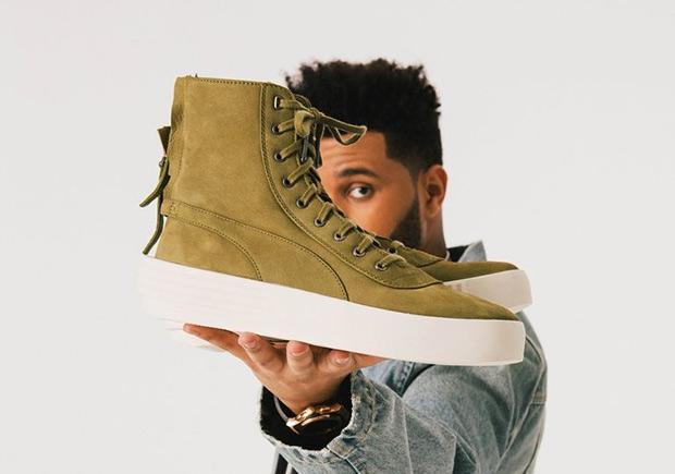 The Weeknd + Puma Collab! - NYC Newswire